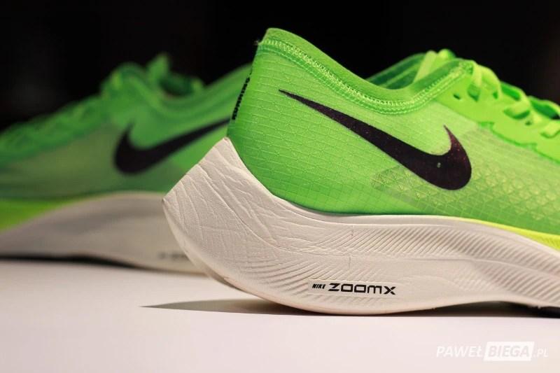 Nike Vaporfly Next - amortyzacja
