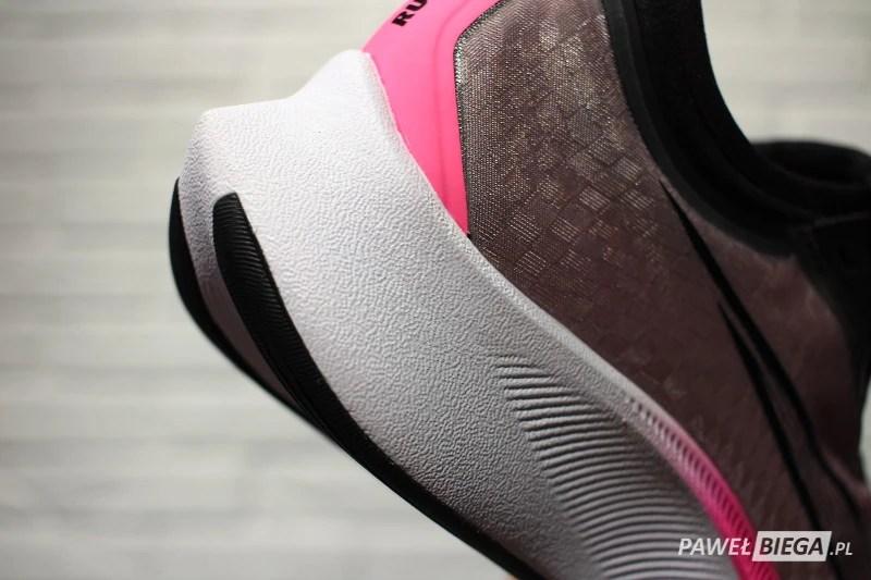 Nike Zoom Fly 3 - amortyzacja pięta