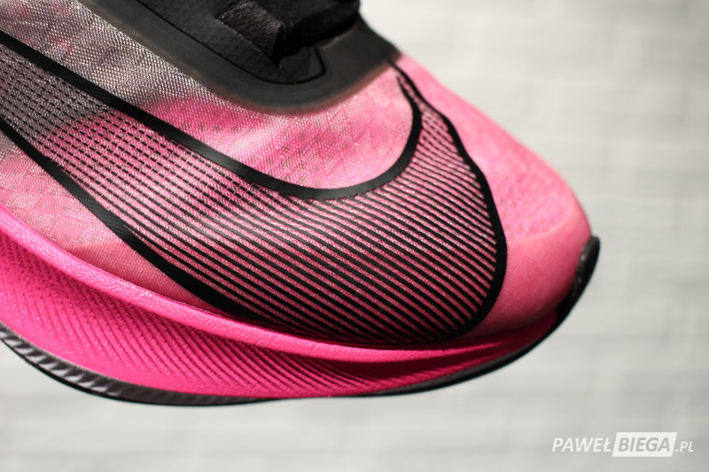 Nike Zoom Fly 3 - toebox