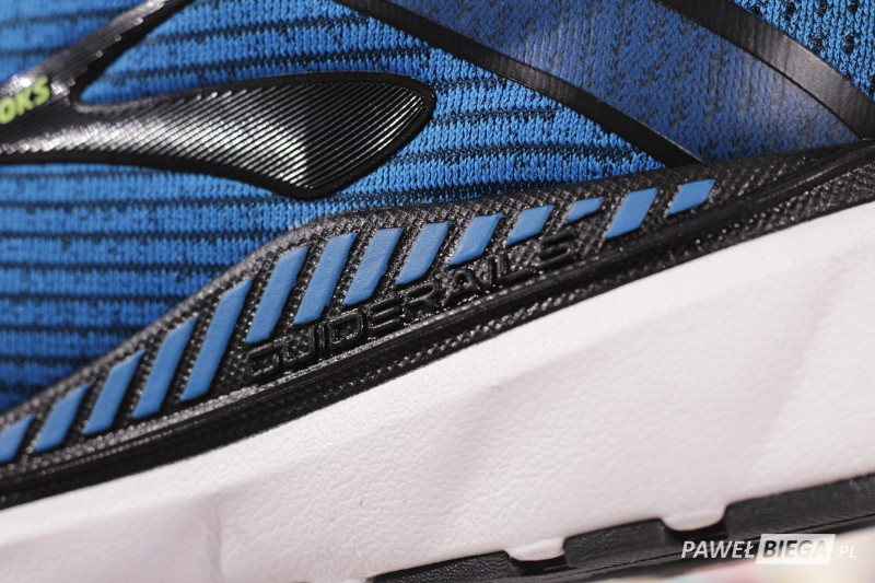 Brooks Adrenaline GTS 20 - GuideRails