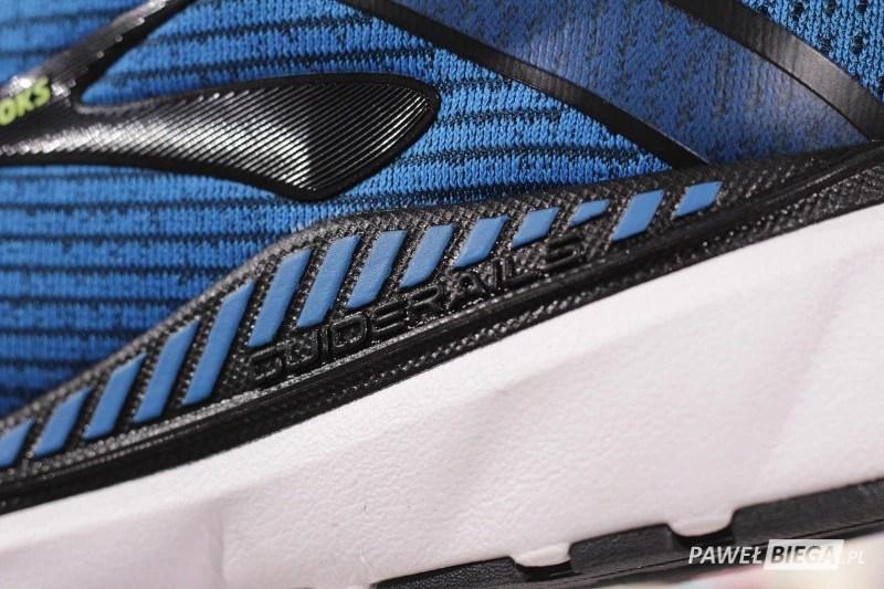 Brooks Adrenaline GTS 20 - GuideRails