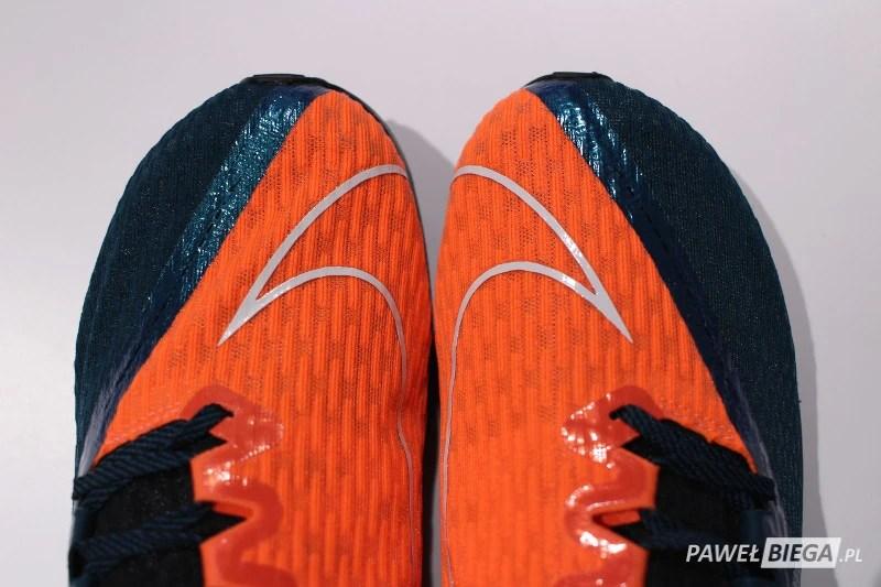 Nike Rival Fly 2 - toebox