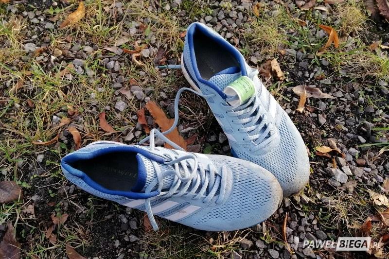 City Trail - adidas Adizero Boston