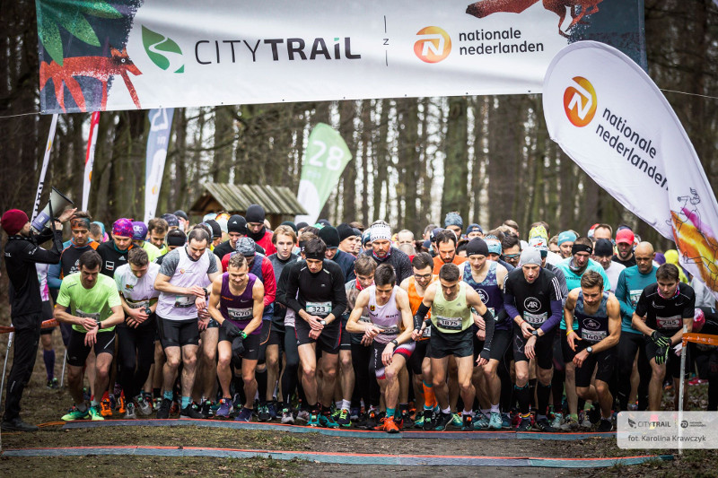 City Trail Warszawa - start