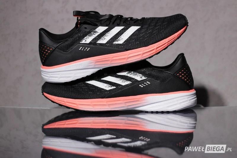buty biegowe adidas startowe