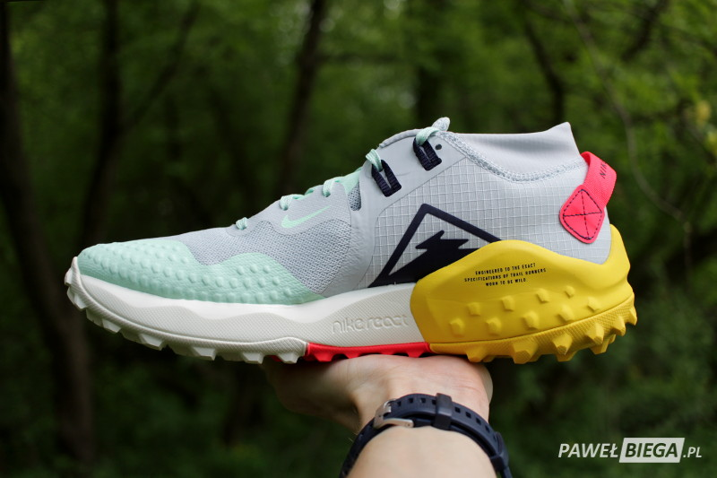 Nike Wildhorse 6 - druga strona