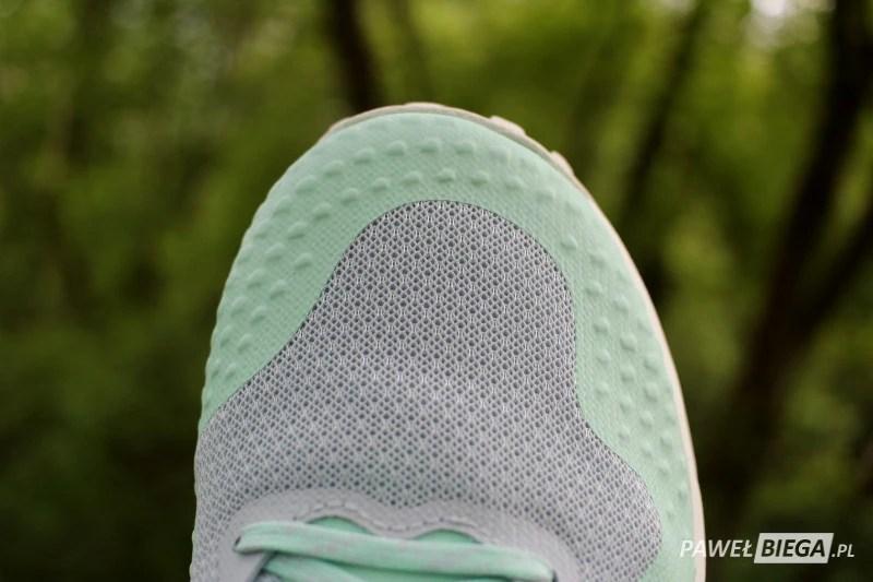 Nike Wildhorse 6 - toebox