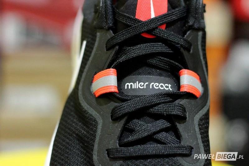 Nike Miller React - detal