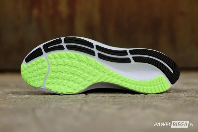 Nike Zoom Pegasus 37 - bieżnik