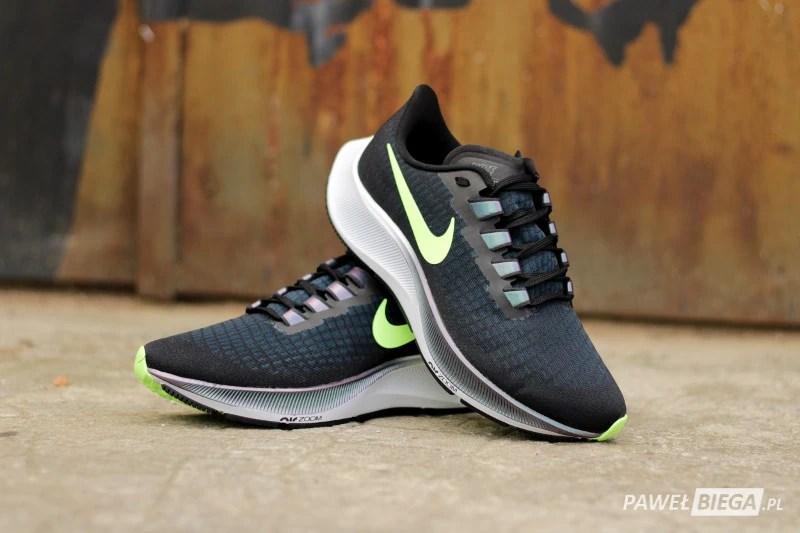 Nike Zoom Pegasus 37 - bokiem