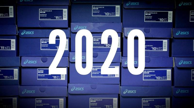 Buty do biegania - Asics 2020