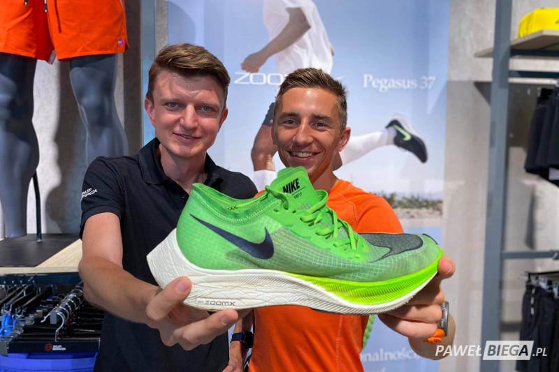 Nike Vaporfly Next% - Kamil Jastrzębski