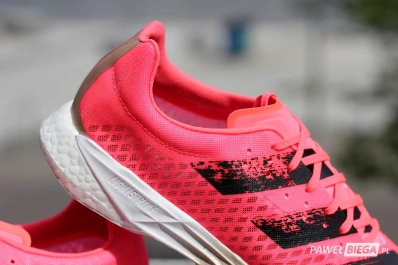 adidas Adizero PRO - tył buta