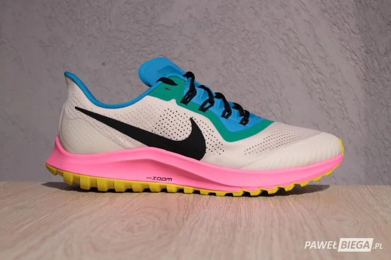 Nike Zoom Pegasus Trail - bokiem