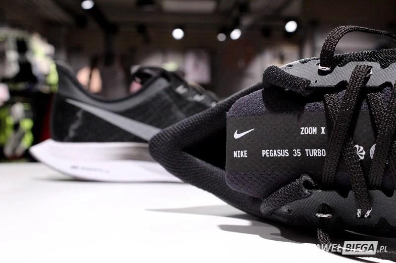 Nike Zoom Pegasus Turbo - detal
