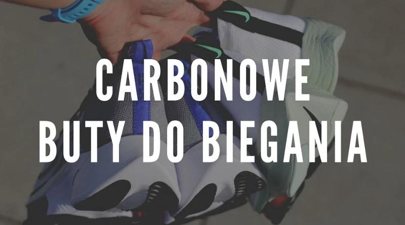 Carbonowe buty do biegania