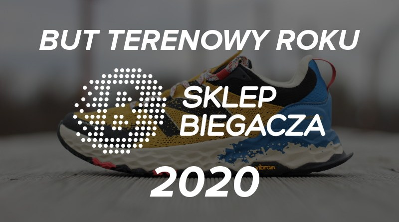 But terenowy roku - Sklep Biegacza 2020