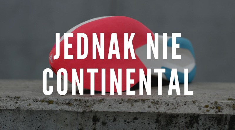 Jednak nie Continental