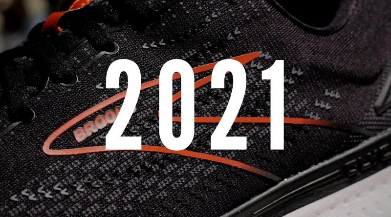 Przegląd buty do biegania - Brooks 2021