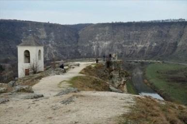przełom rautu w starym orhei w mołdawii