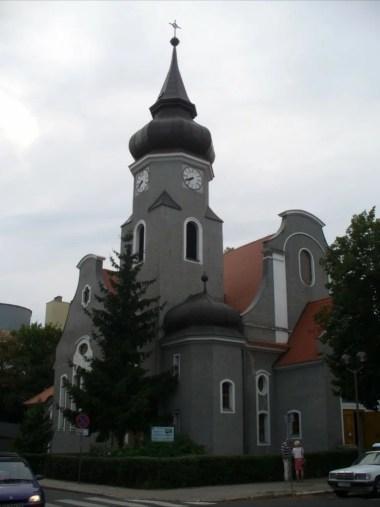 kościół ewangelicko augsburski w zielonej górze