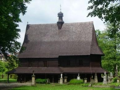 zabytkowy kościół świętego leonarda w lipnicy murowanej, wpisany na listę światowego dziedzictwa unesco