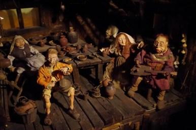 muzeum kinematografii w łodzi, widoczne postaci z bajek