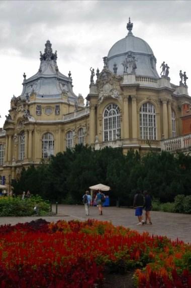 muzeum rolnictwa w budapeszcie na węgrzech