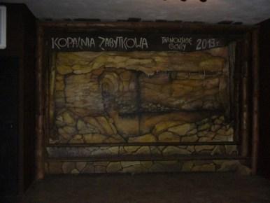 wnętrze zabytkowej kopalni srebra w tarnowskich górach, obiektu wpisanego na listę UNESCO