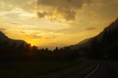 okolice kranjskiej gory w alpach julijskich w słowenii
