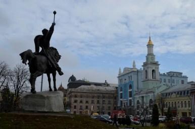 plac kontraktowy w kijowie na ukrainie