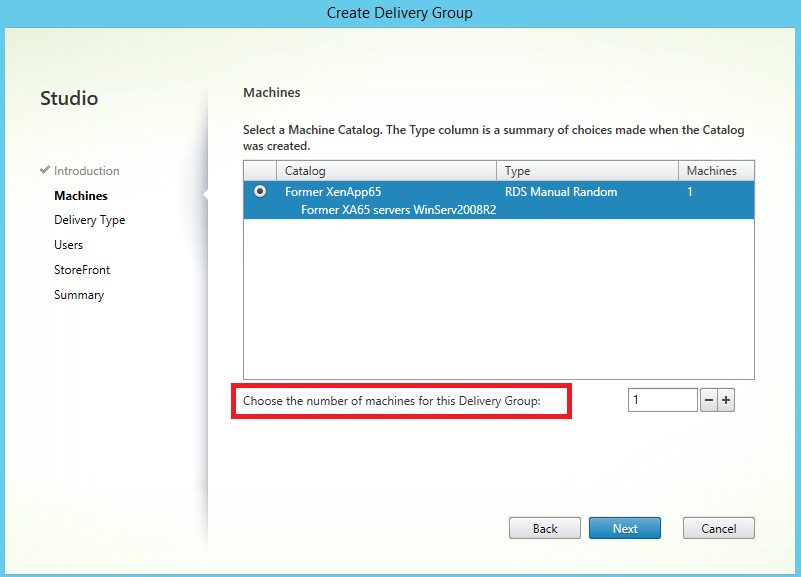 First Look: XenApp/XenDesktop 7.6 – Part 6 (Delivery Groups creation) (4/6)