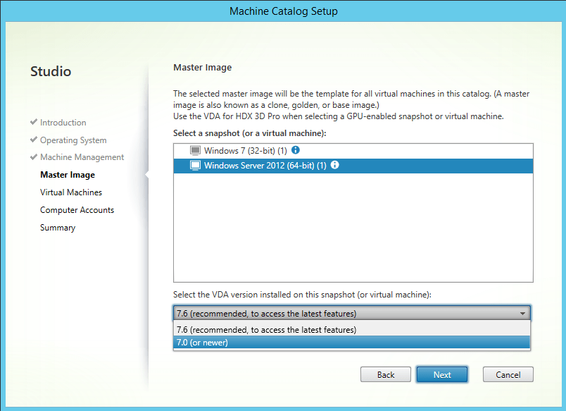 First Look: XenApp/XenDesktop 7.6 – Part 5 (Machine Catalogs creation) (6/6)