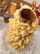 Chyba najbardziej znane litewskie ciasto - sękacz, fot. Paweł Wroński
