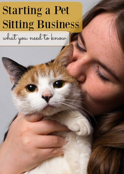 If you're an animal lover looking to start your own business, then pet sitting might just be what you're looking for, but make sure you understand everything involved before you make a decision | Starting a Pet Sitting Business - what you need to know.