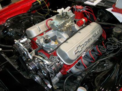 1970 Camaro Engine Upgrade