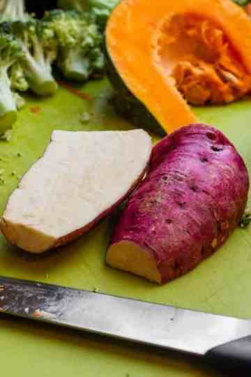 Is Sweet Potato Skin Harmful to Dogs