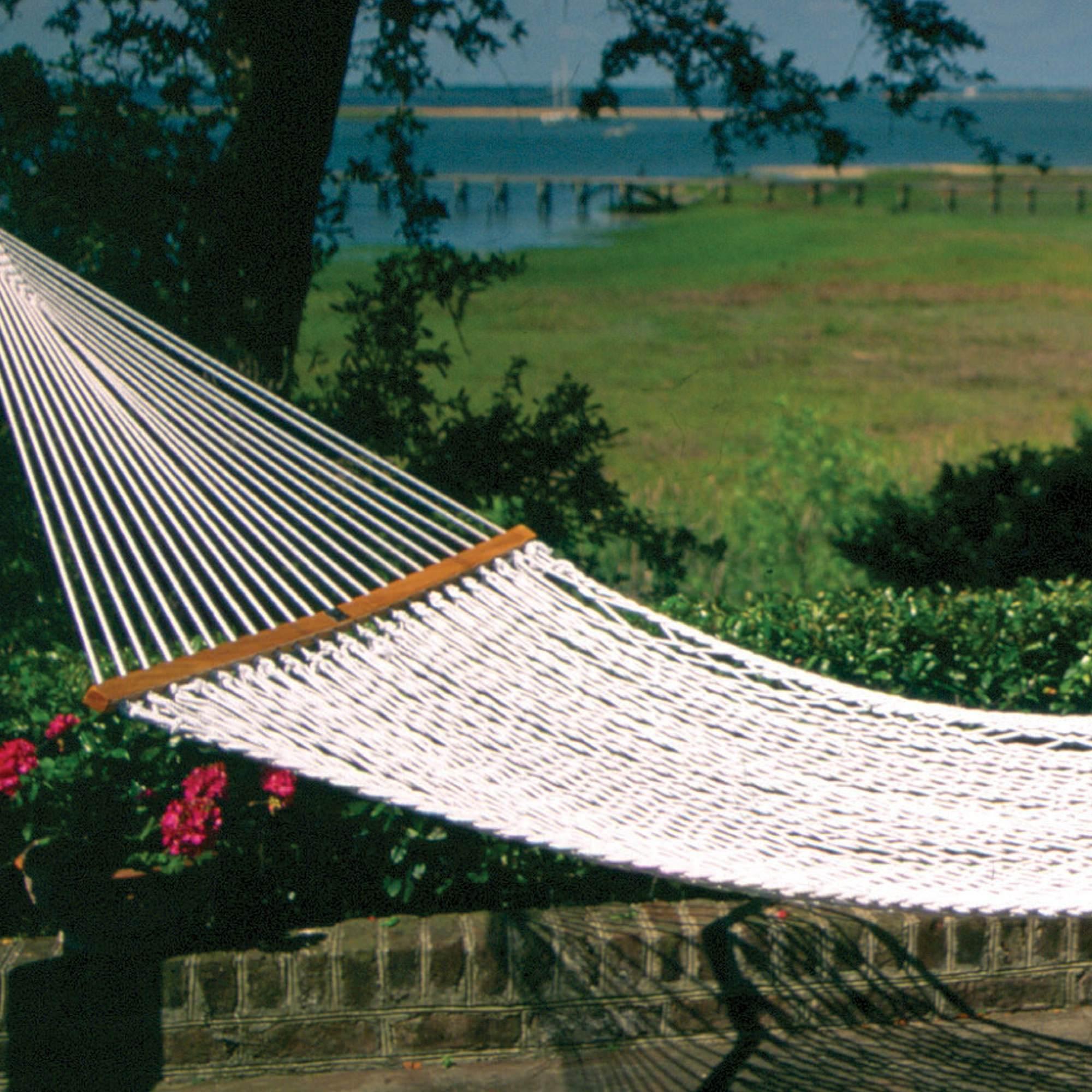 Single Original Polyester Rope Hammock Hammock Heaven