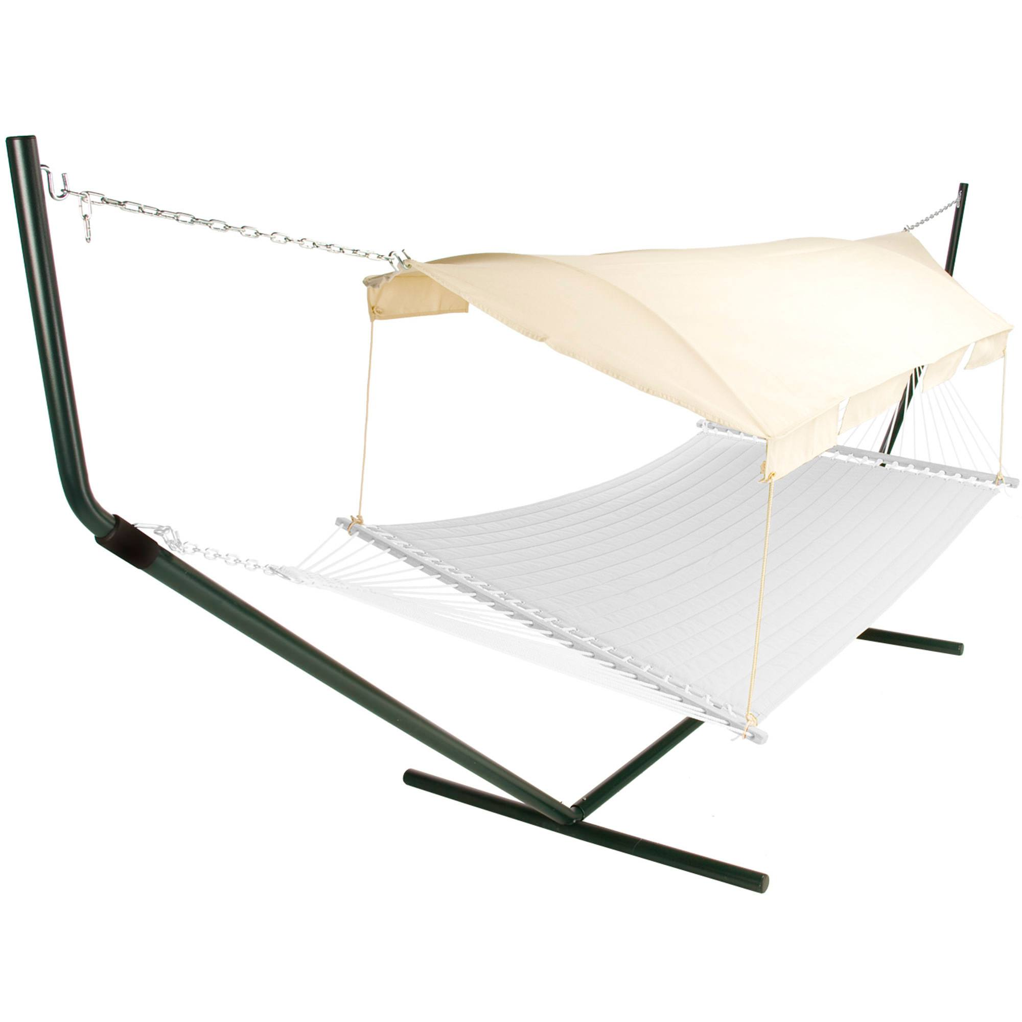 Forest Green Hammock Canopy On Sale
