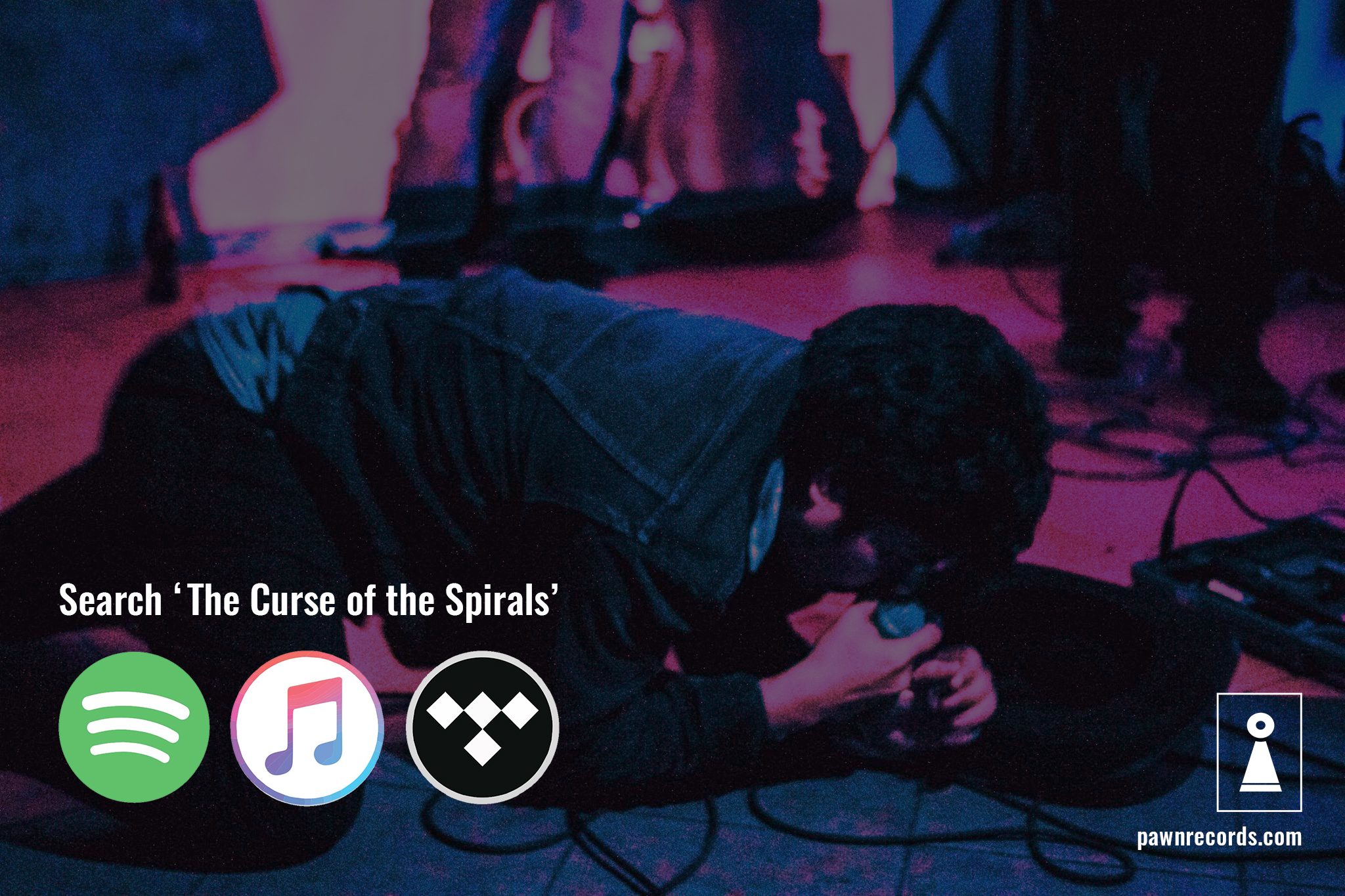 Stream The Spirals Now