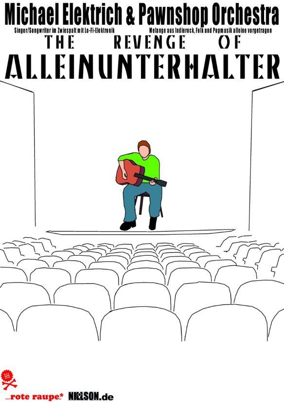 The Revenge Of Alleinunterhalter 2006