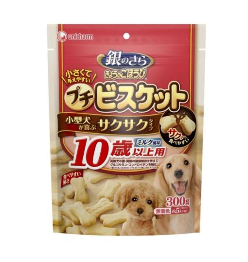 Unicharm 骨型餅乾 , 老犬餅乾