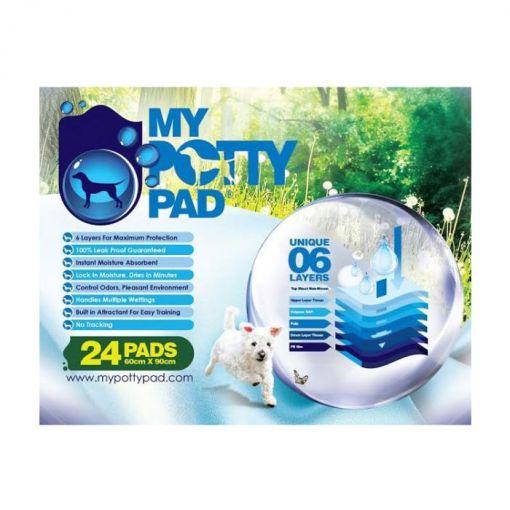 My potty pad large