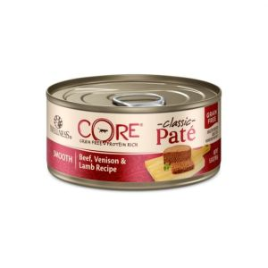 WELLNESS CORE 無穀物 牛肉+鹿肉+羊肉 貓罐頭