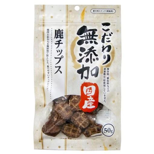 日本無添加鹿肉片 小食