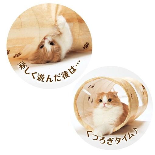 貓隧道, 日本貓隧道, 貓玩具, 日本貓隧道