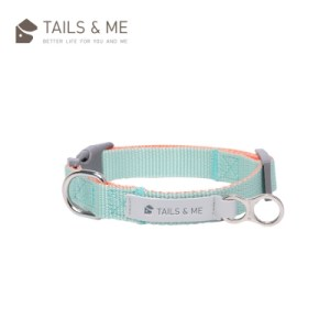 tails and me, classic nylon collar, 狗項圈