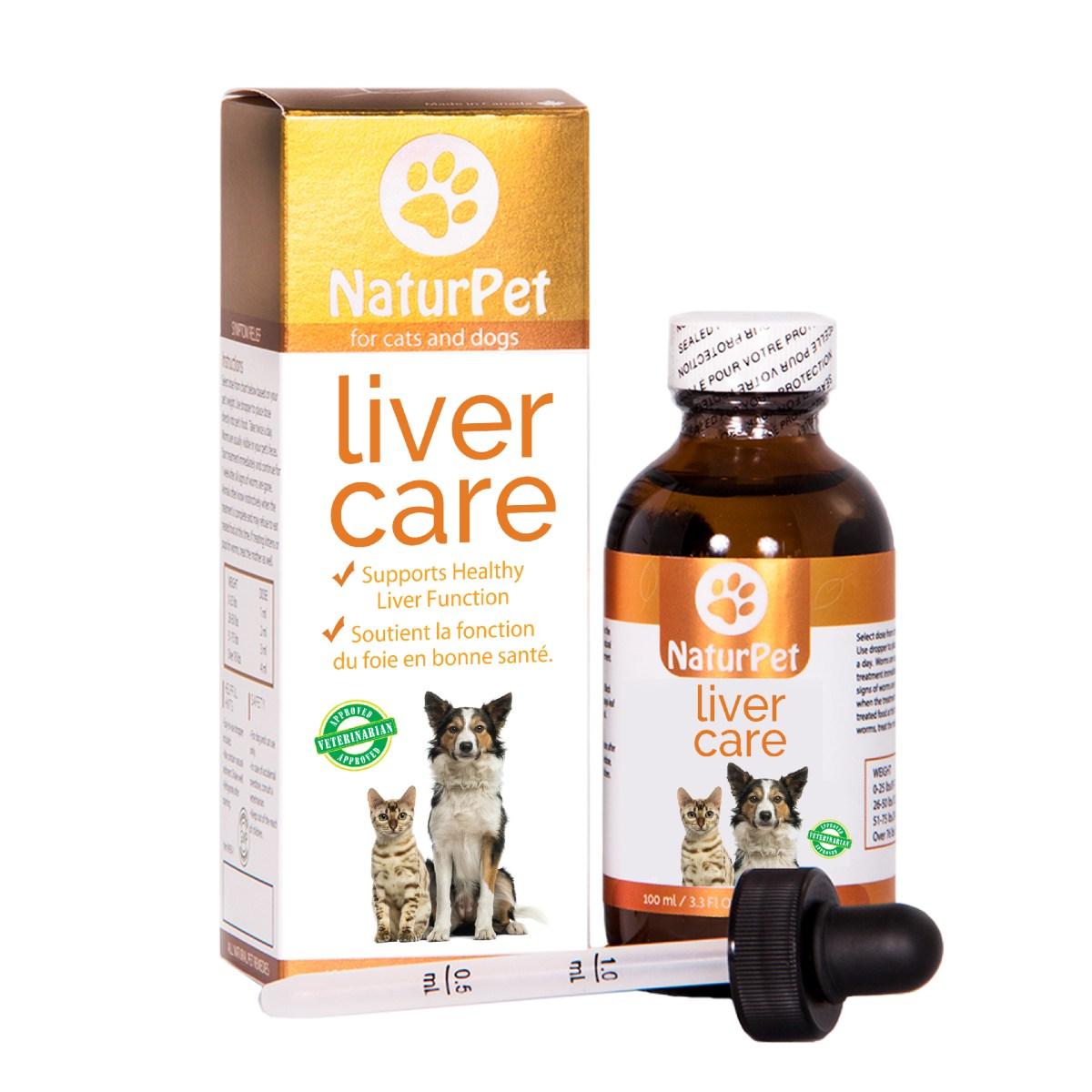 NaurPet Liver Care, 補肝, 肝補健品