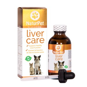NaurPet Liver Care, 補肝, 肝補健品
