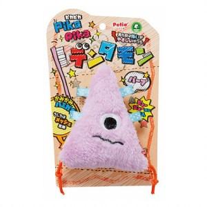 Petio磨牙怪獸狗玩具(紫色)